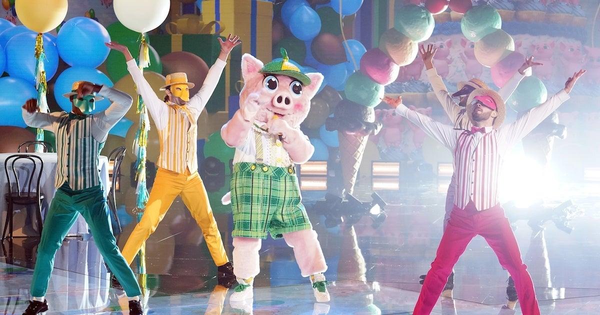 piglet-masked-singer_Michael Becker:FOX
