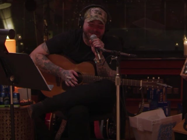 Post Malone Covers Brad Paisley's 'I'm Gonna Miss Her' at Texas Benefit