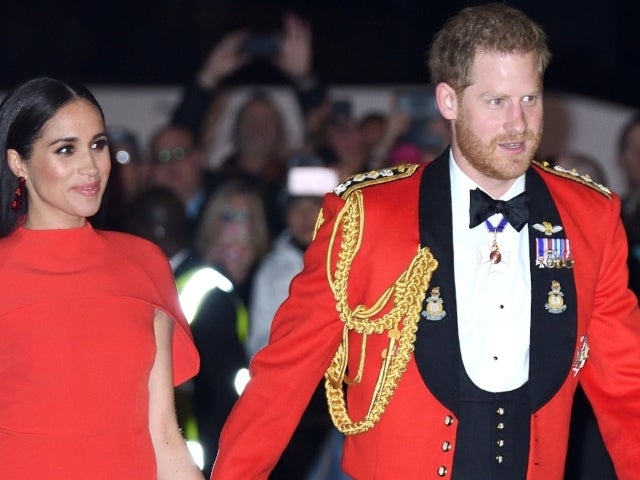 Meghan Markle Reveals Suicidal Thoughts While Member of the Royal Family