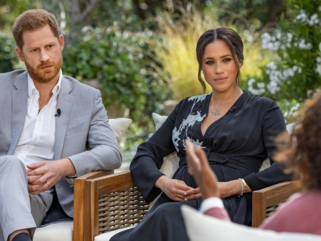 Meghan Markle and Prince Harry Were Close to Revealing Racist Royal in Oprah Interview