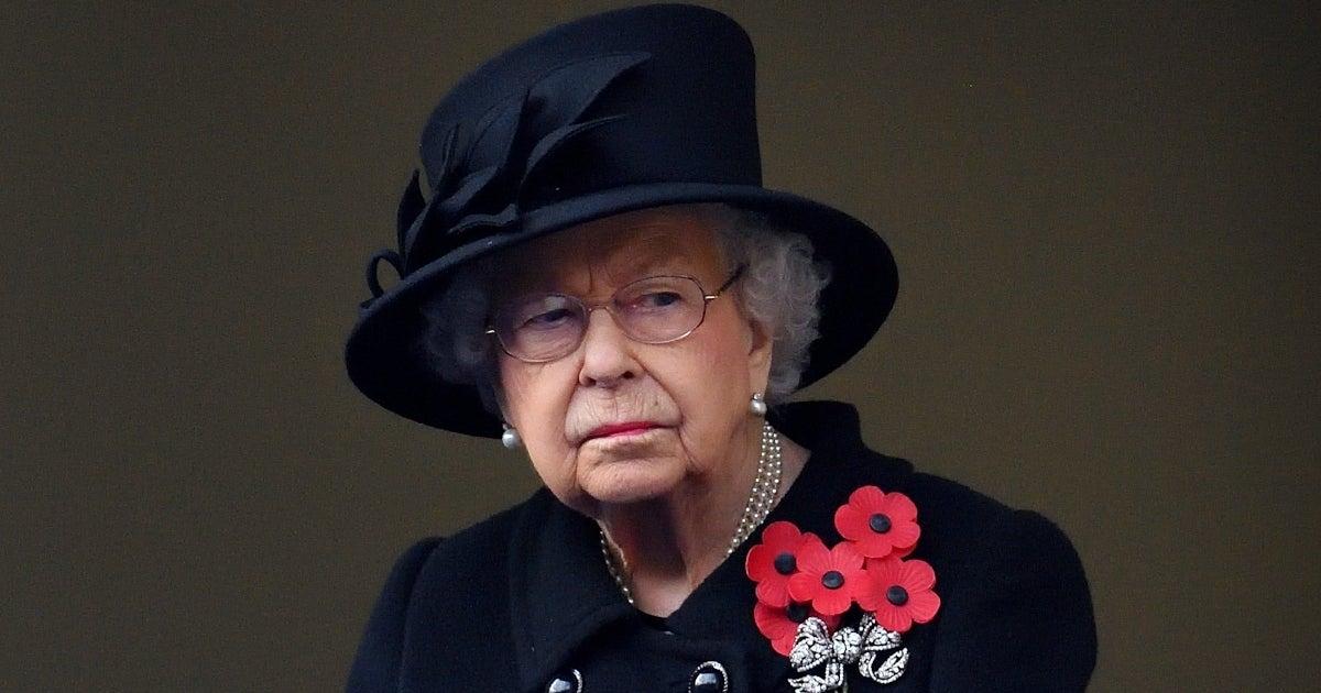 queen elizabeth 2020 getty images