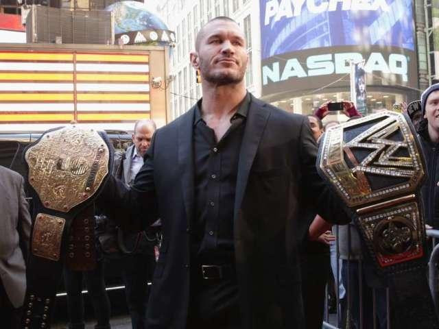 Randy Orton Blasts Soulja Boy for Calling Wrestling Fake, Tells Him to 'Step Up'
