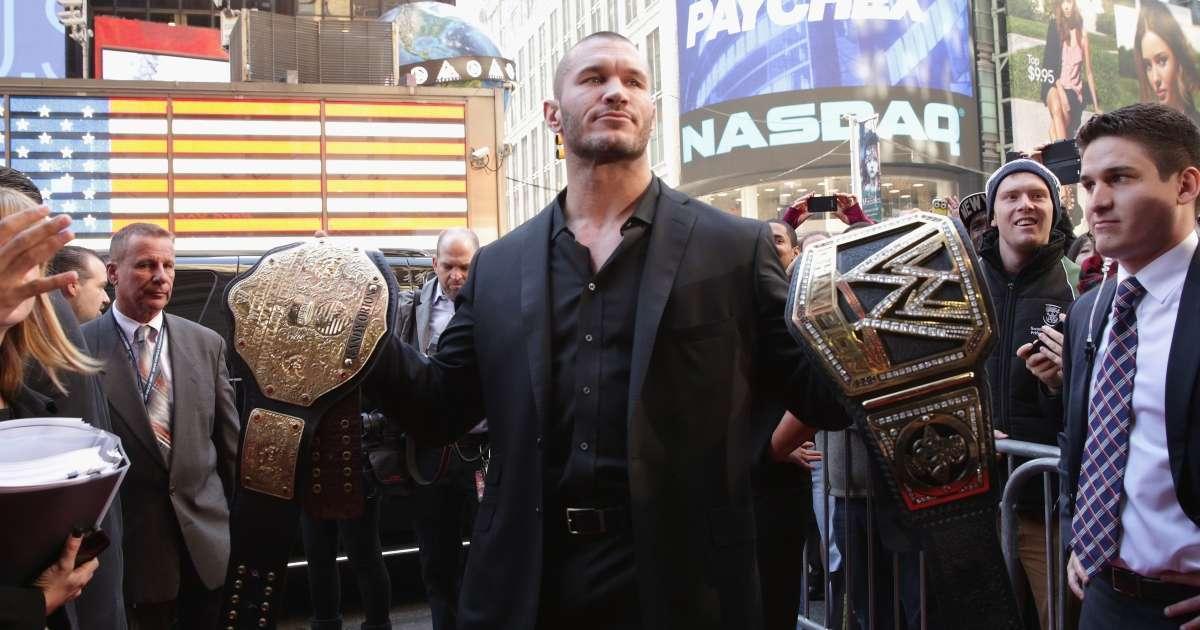 Randy Orton rips Soulja Boy calling Wrestling fake