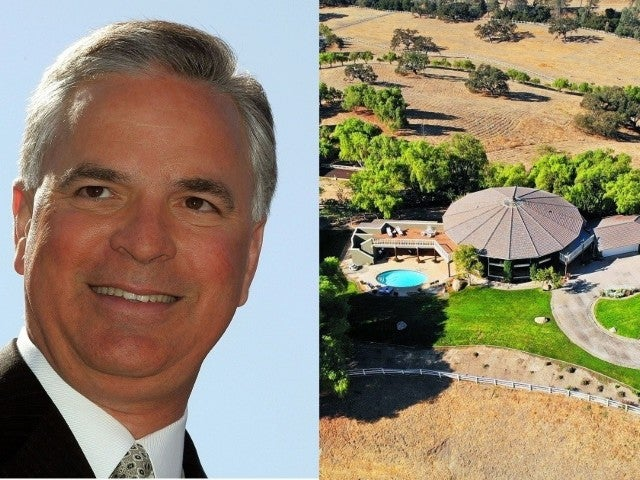 Tour McDonald's Founder Ray Kroc's $29M Former California Ranch Home
