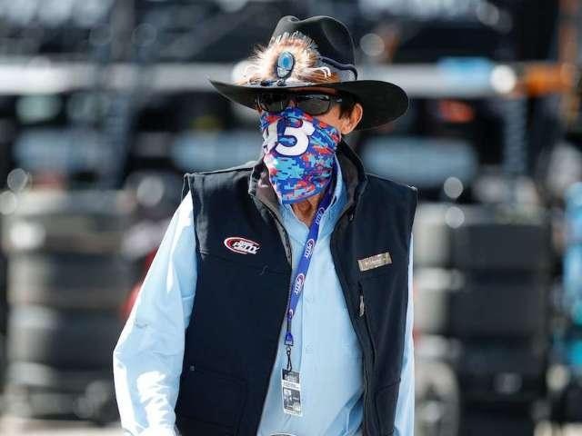 NASCAR: 'The King' Richard Petty Receives COVID-19 Vaccine