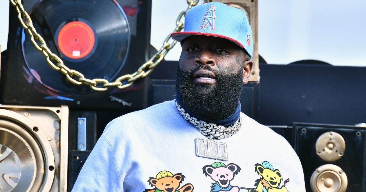 rick ross getty images