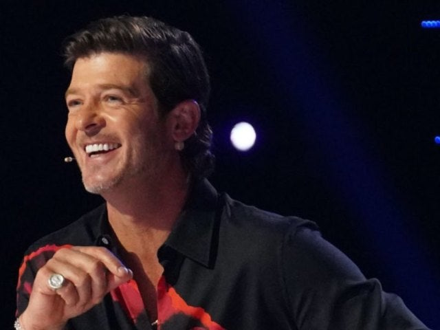 Robin Thicke Reveals Initial Qualms About Joining 'The Masked Singer'