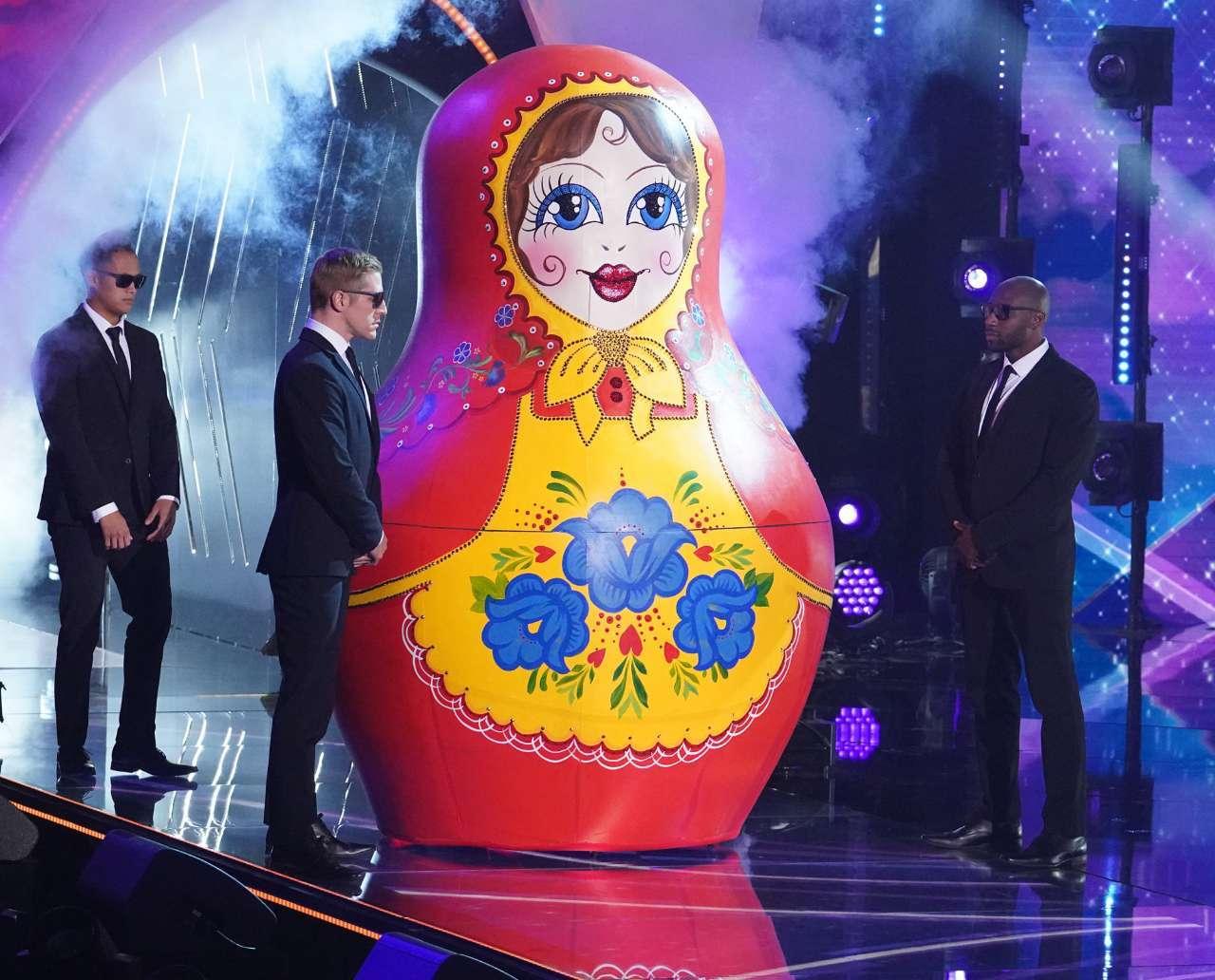 Russian Doll Masked Singer Season 5 Fox