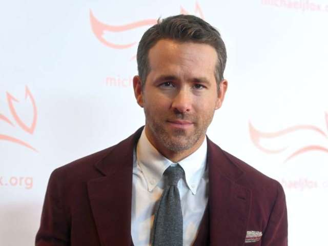 Ryan Reynolds Celebrates Another Huge Move by His Soccer Team