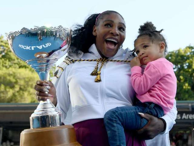 Serena Williams Dances With Daughter Olympia to Megan Thee Stallion's 'Body' After the Grammys