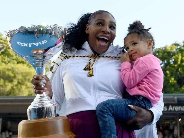 Serena Williams and Daughter Olympia, 3, Star in First Fashion Photoshoot Together