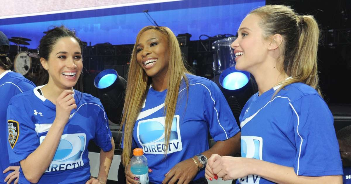 Serena Williams pens message selfless friend Megan Markle Oprah interview