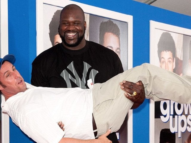 Shaquille O'Neal Reveals Real Reason He Starred in 4 of Adam Sandler's Films (Exclusive)