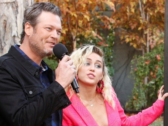 Blake Shelton Responds to Miley Cyrus' Offer to Perform at His and Gwen Stefani's Wedding