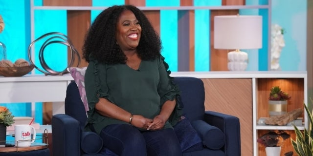 sheryl underwood cbs the talk