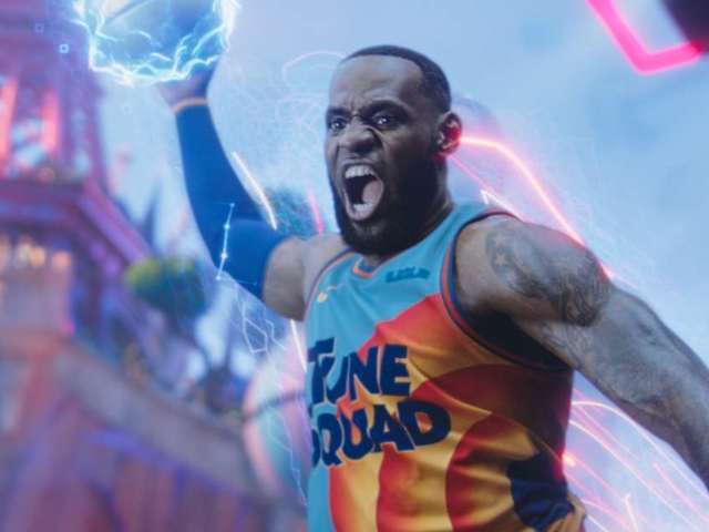 Why LeBron James Is Getting Mocked for His Dream 'Space Jam 2' Roster