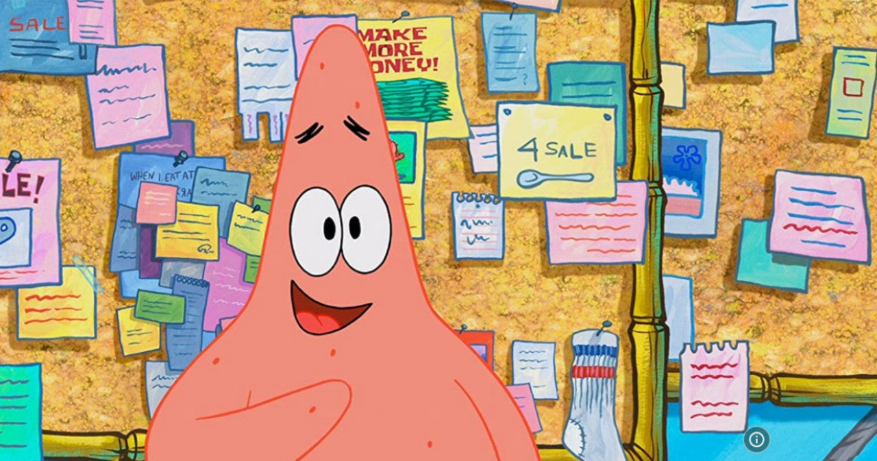 'SpongeBob' Spinoff 'The Patrick Star Show' Ordered at Nickelodeon.jpg