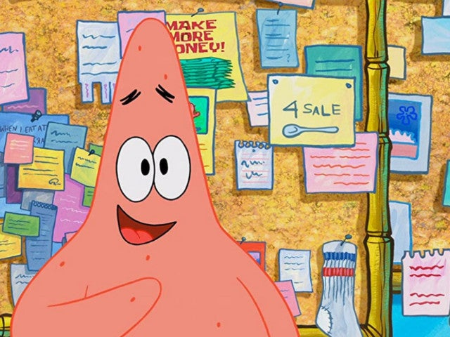 'SpongeBob' Spinoff 'The Patrick Star Show' Ordered at Nickelodeon