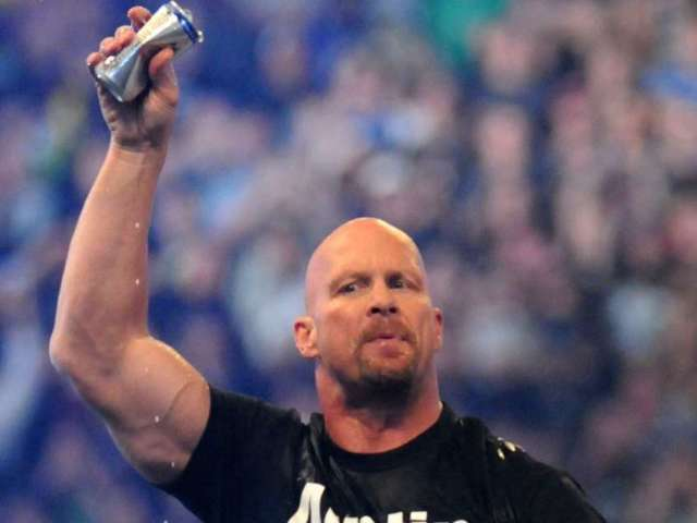 'Stone Cold' Steve Austin Opens up About WrestleMania 37's 2-Night Format (Exclusive)
