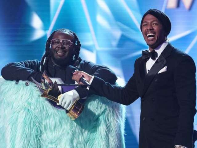 T-Pain Reveals Being on 'The Masked Singer' Was 'Relieving' (Exclusive)