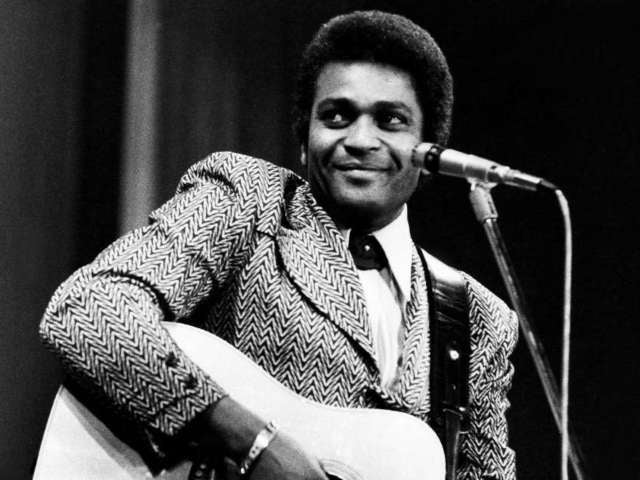 Texas Rangers Honor Country Legend Charley Pride With Baseball Field