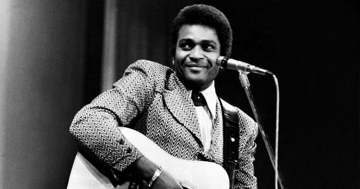 Texas Rangers honor Charley Pride baseball field