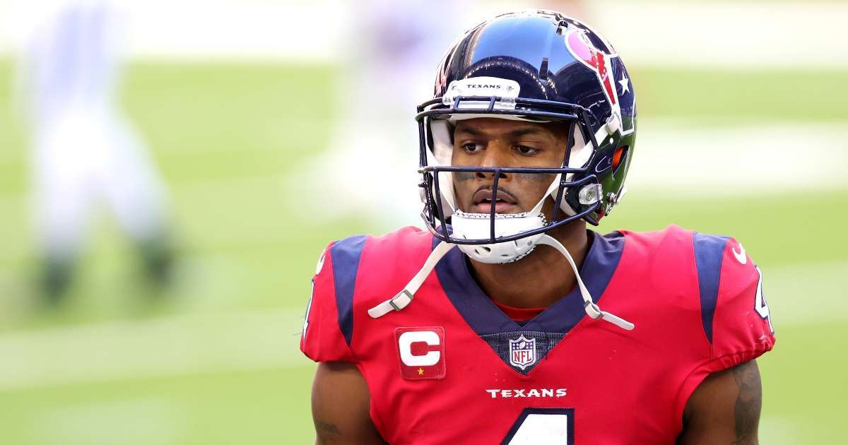 Texas sign veteran quarterback Deshaun Watson trade rumors