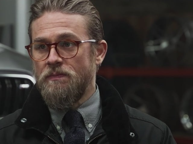 Charlie Hunnam's Latest Movie Airs on TV Tonight, and It's Wild