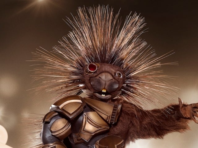 'The Masked Singer' Season 5 Unveils Porcupine Costume — and They're Slightly Terrifying