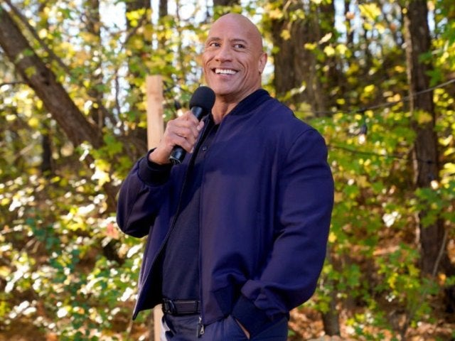 Dwayne 'The Rock' Johnson Offers 'Encouraging' Advice to Cast of 'Young Rock' (Exclusive)