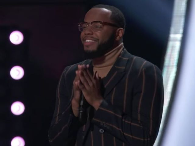 'The Voice': Victor Solomon Leaves Judges Speechless With Cover of John Legend's 'Glory'