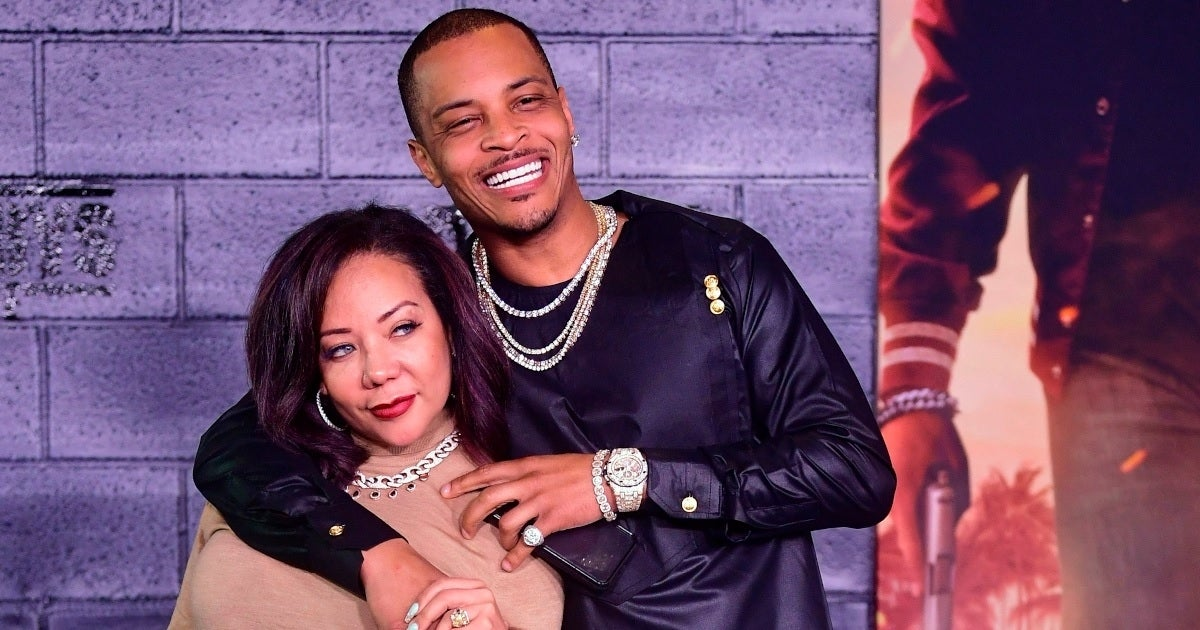 ti and tiny getty images