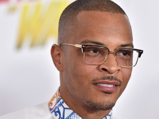 T.I. Arrested After Collision With Police Officer