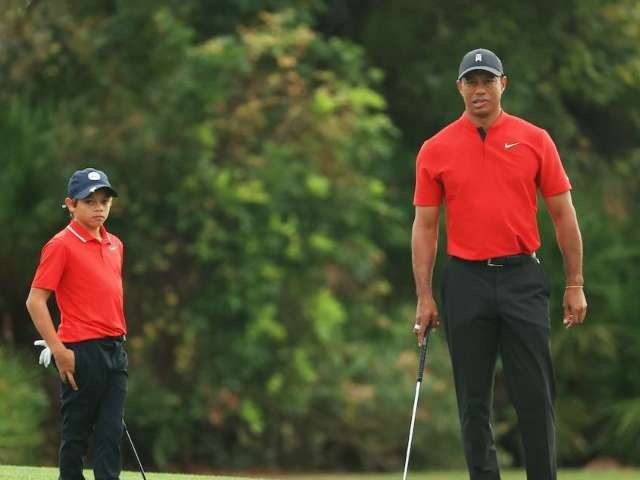 Tiger Woods Source Updates His Health Status, Relationship With Kids in Wake of Crash