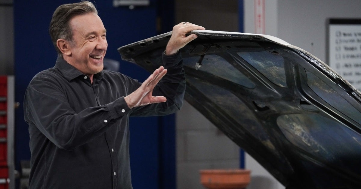 tim allen with car last man standing fox