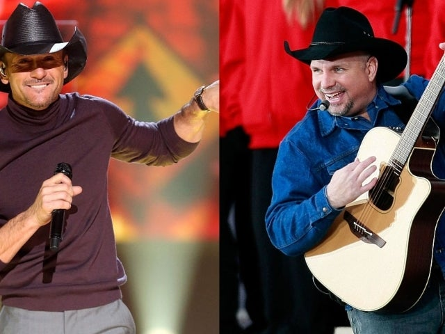 Tim McGraw and Garth Brooks Were Once Bridesmaids Together