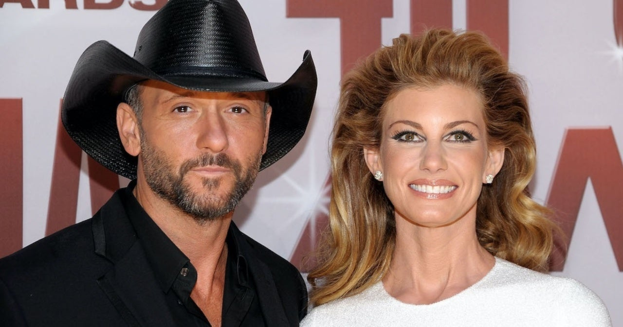 Tim McGraw Shares the Marriage Advice He Got From Harrison Ford