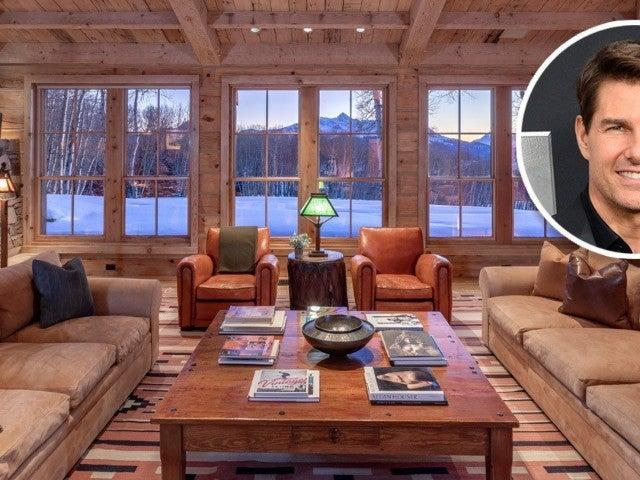Peek Inside Tom Cruise's $39.5M Colorado Mountain Ranch Spanning 320 Acres