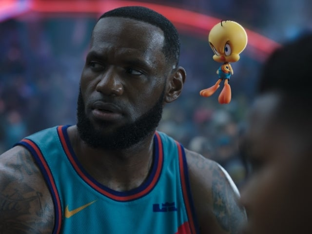 'Space Jam 2' Character Posters Show LeBron James' Tune Squad Ready to Ball