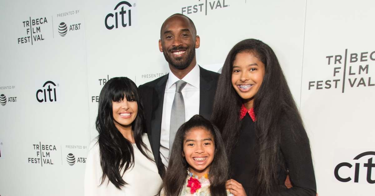 Vanessa Bryant reveals girls provided strength following death Kobe Gianna