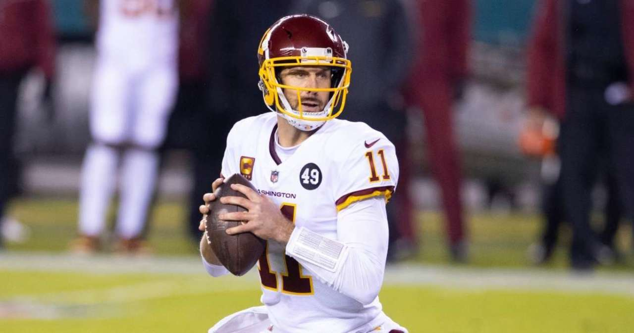 Washington Football Team to Release Alex Smith After Making Return From Brutal Leg Injury.jpg