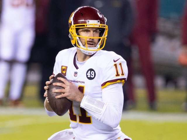 Washington Football Team to Release Alex Smith After Making Return From Brutal Leg Injury