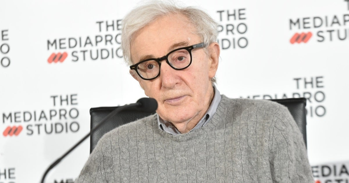 woody allen getty images