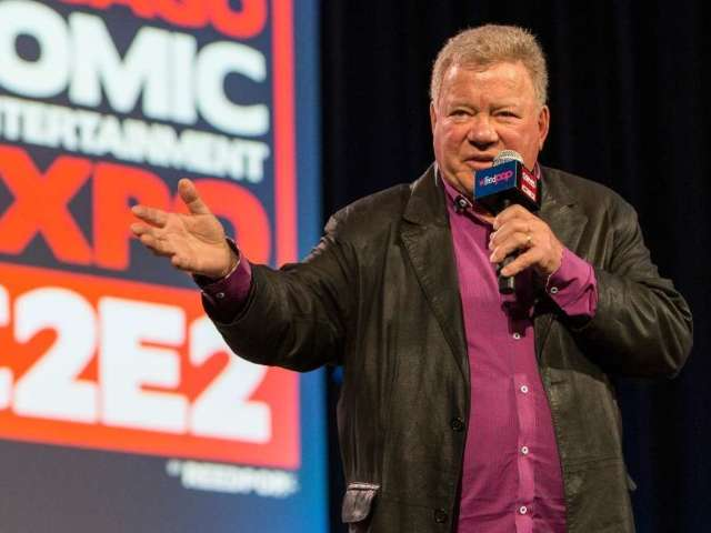 WWE: William Shatner Named to 2020-21 Hall of Fame Class