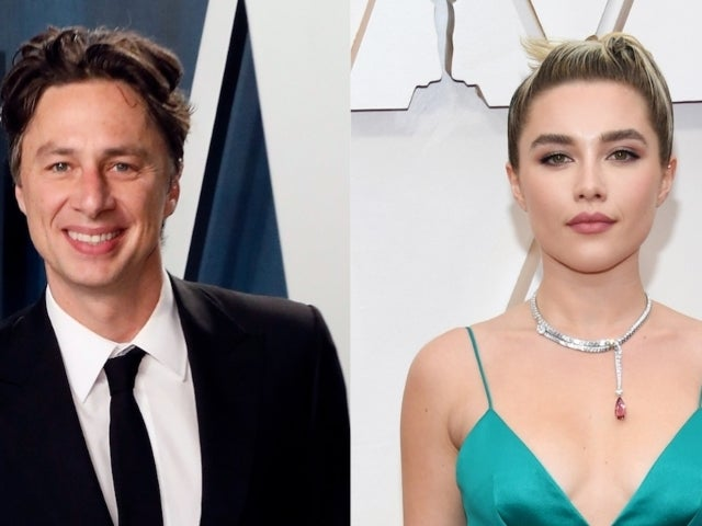 Zach Braff Sparks Florence Pugh Marriage Rumors With Ring on His Left Hand