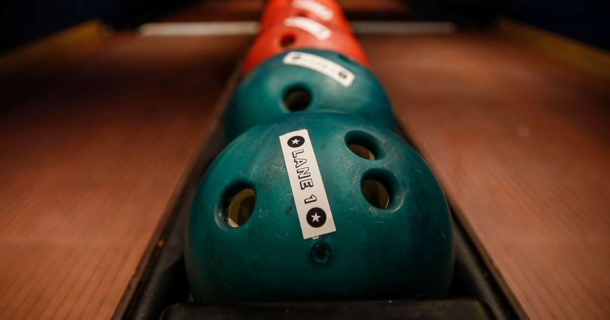 18 year old bowler Ginger Assassin makes history convertion 7-10 split decades
