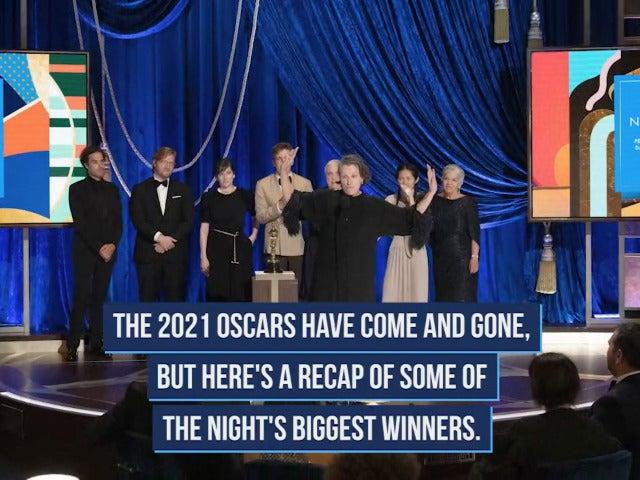 2021 Academy Award Winners