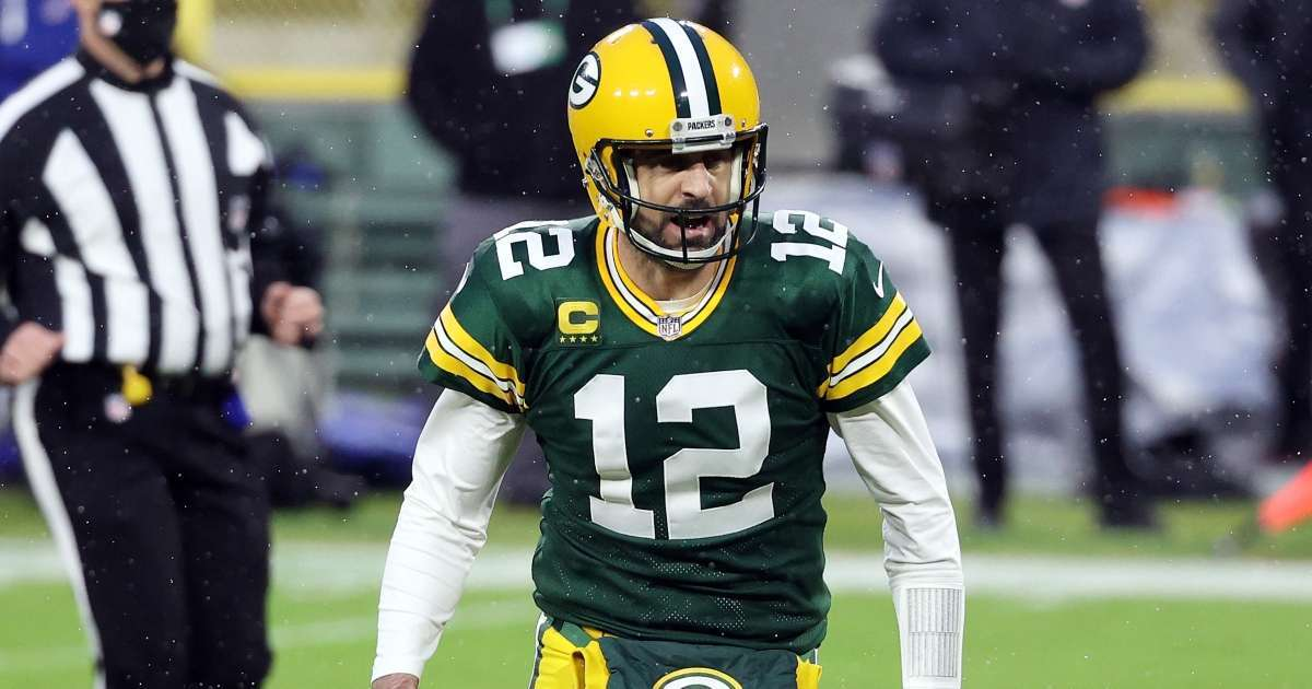 Aaron Rodgers doesn't want to return Packers