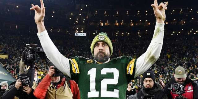 Aaron Rodgers Jeopardy run raised six figure charity
