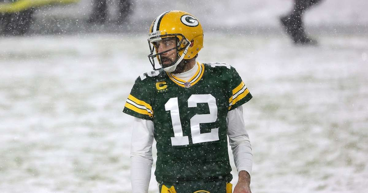 Aaron Rodgers reportedly wants to be traded 1 of 3 three teams